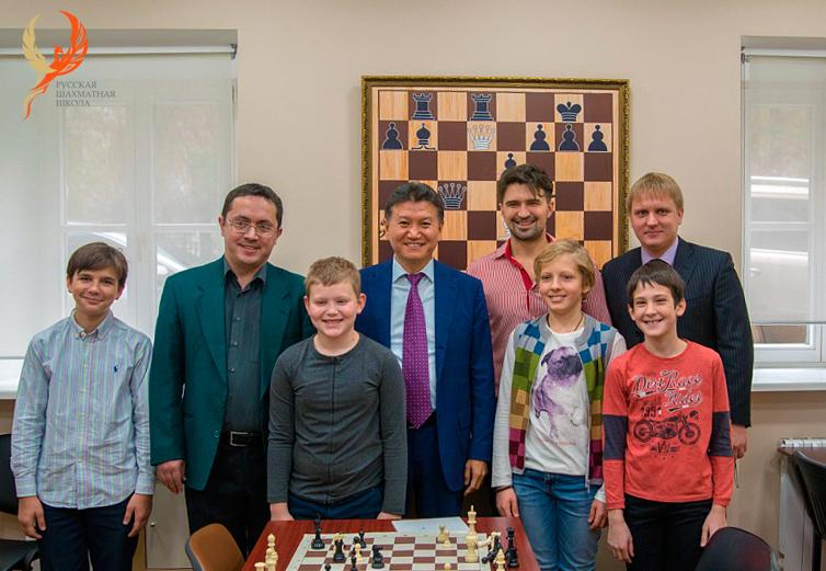 Шахматный клуб им ботвинника москва фитнес клуб физика москва